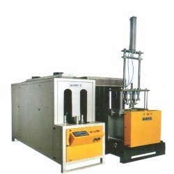 semi automatic pet blow moulding machine cavity machine