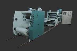 PP Sheet Extruder Machine