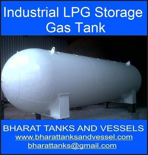 Industrial LPG Storage Gas Tank