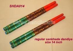 Designer Dandiya Sankheda Dandiya Wholesale Trader From