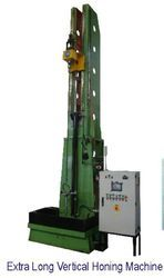 extra long vertical honing machine