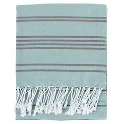 Cotton Linen Fouta Towel