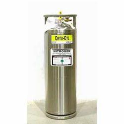 Dura Cylinders for Liquid Nitrogen