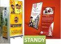 Advertising Standee