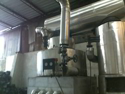 Wood Fire Thermic Boiler