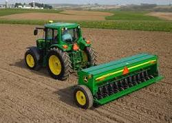 seed drill processing plant