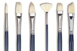 Bristle Makeup Brushes