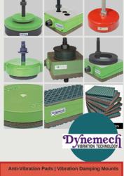 Machine Mounts for CNC Machine