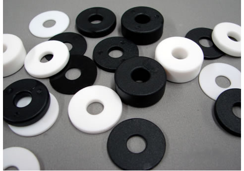 Plastic Washers (Nylon) & Rubber O-rings Manufacturer from Faridabad