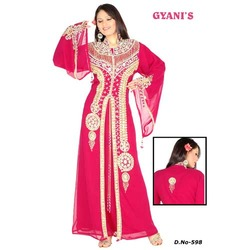 Designer Embroidered Kaftan