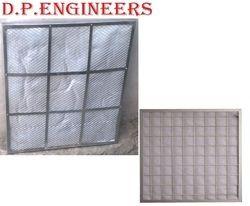 Flat Panel Fiberglass Filter