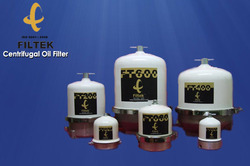 Centrifuge Filter For Mining / Construction / Automotive