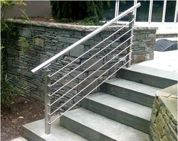 Outer Stair Railing
