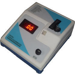photo colorimeter main cum battery