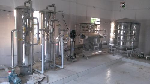 Automatic Bottling Plant Mineral Water Bottling Plant
