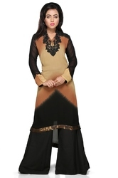Attractive Designer Kurtis Tops Ladies Party Wear Dress