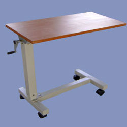 Overbed Gear Table