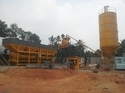 Twin Shaft Batching Plant