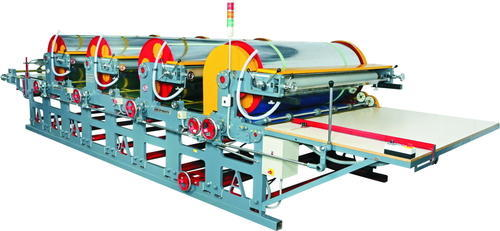 Flexographic Printing Machine For FIBC/Woven Sacks Industry