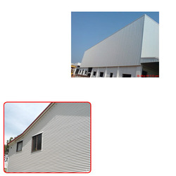Wall Cladding for Commercial Complexes