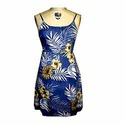 Ladies Printed Party Dress