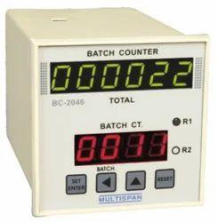 Digital Batch Counters