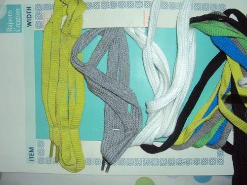 Tubular/Flat Shoe Laces