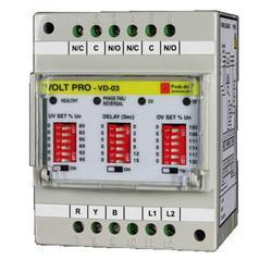 Static Under Voltage Relay