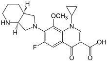 Moxifloxacin EP/BP