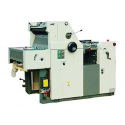 Non Woven Offset Printing Machines
