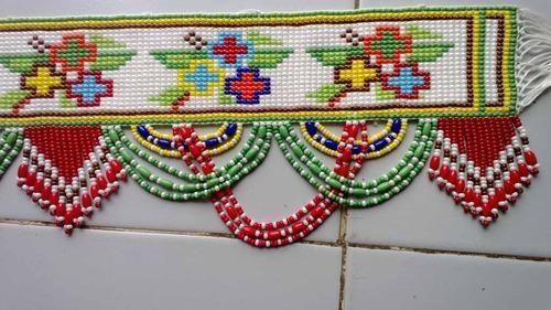Handy Craft Products-Beaded Toran