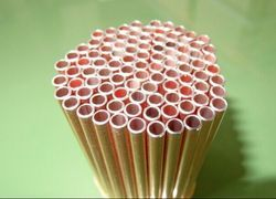 Copper Coated Steel Tubes