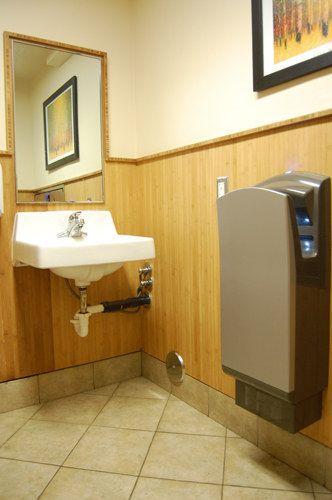 Bathroom Electric Hand Dryers