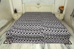 New Cotton Kantha Ekat Bed Cover