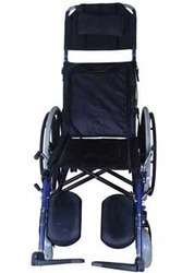 Deluxe Reclining Wheelchair