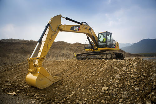 AccuGrade On Excavators