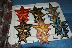 Christmis Star Sets