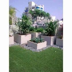 Terrace Garden Planters