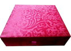 Velvet Box For Gifting