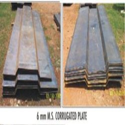 MS Corrugated Plate