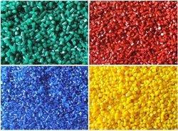 Color HDPE Granules