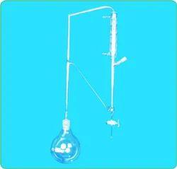 Essential Oil Determination Apparatus