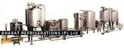 Ice Cream Manufacturing Equipments