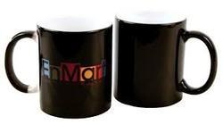 color changing mug with logo