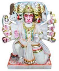 Panchmukhi Hanuman Statue