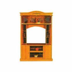 Wooden Showcase Cabinet
