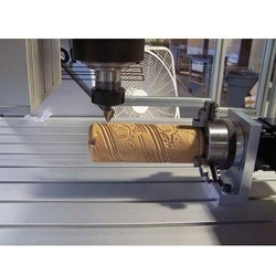 Four Axis CNC Router