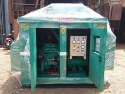 portable soundproof diesel generator set