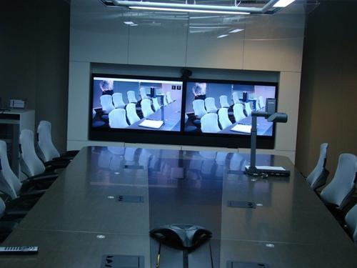 Godrej Audio And Video Solution Audio Amp Video Conference