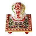 Ganesh Marble Chowki